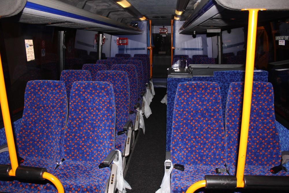 jamie's bus blog: October 2011