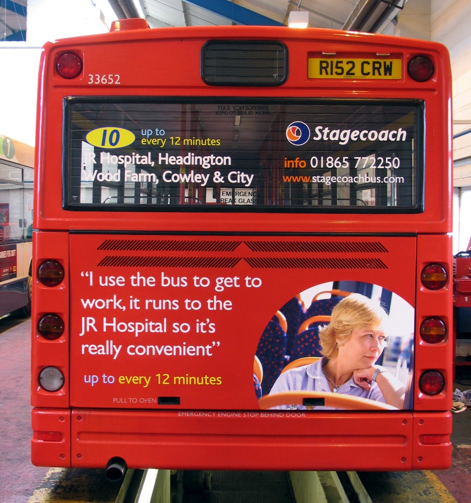 Oxford & Chiltern Bus Page