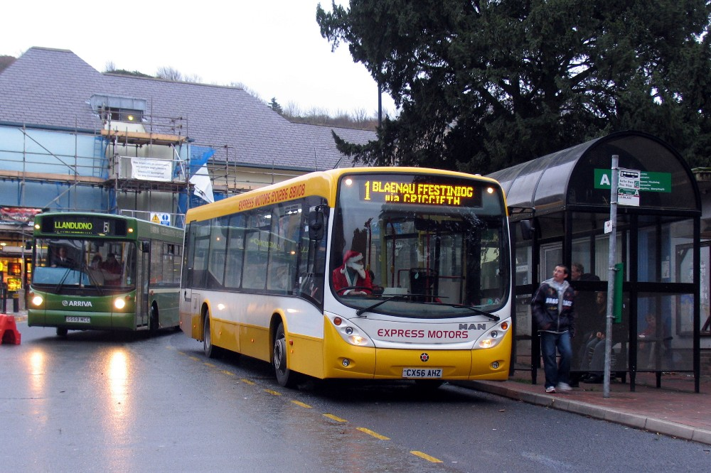 Oxford Chiltern Bus Page Weekly News Update