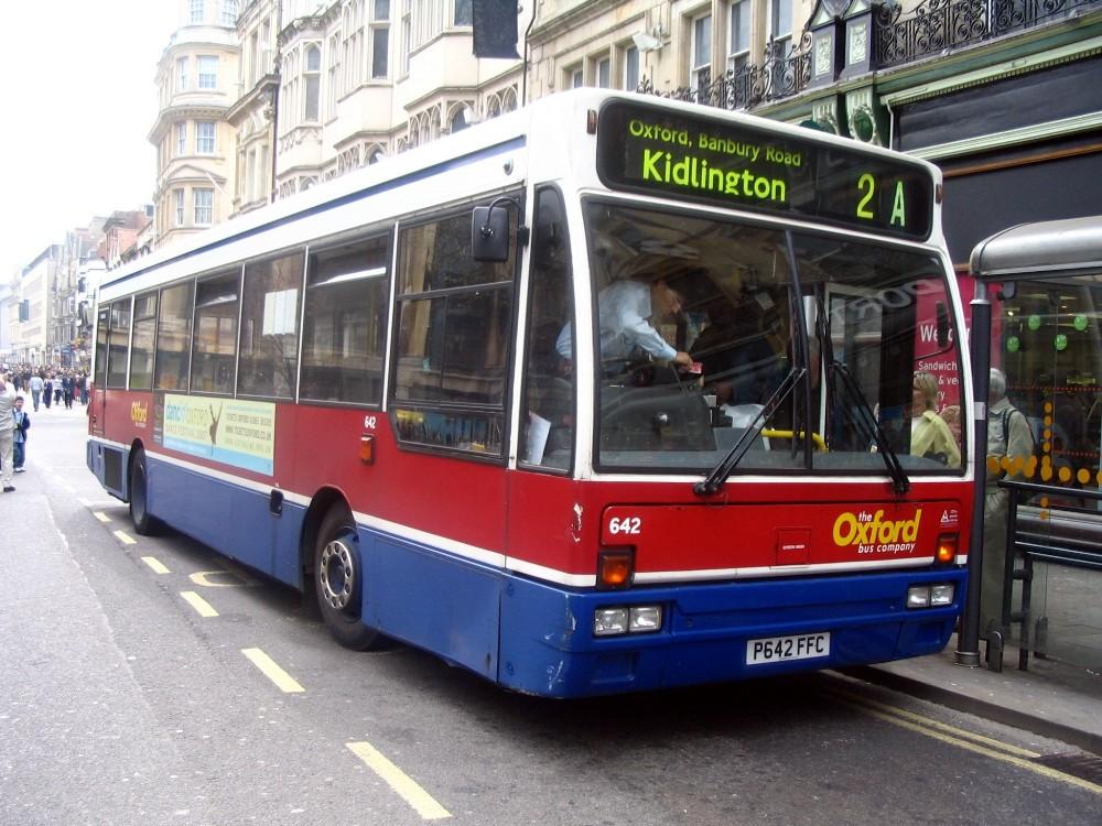 bus 642 week 2