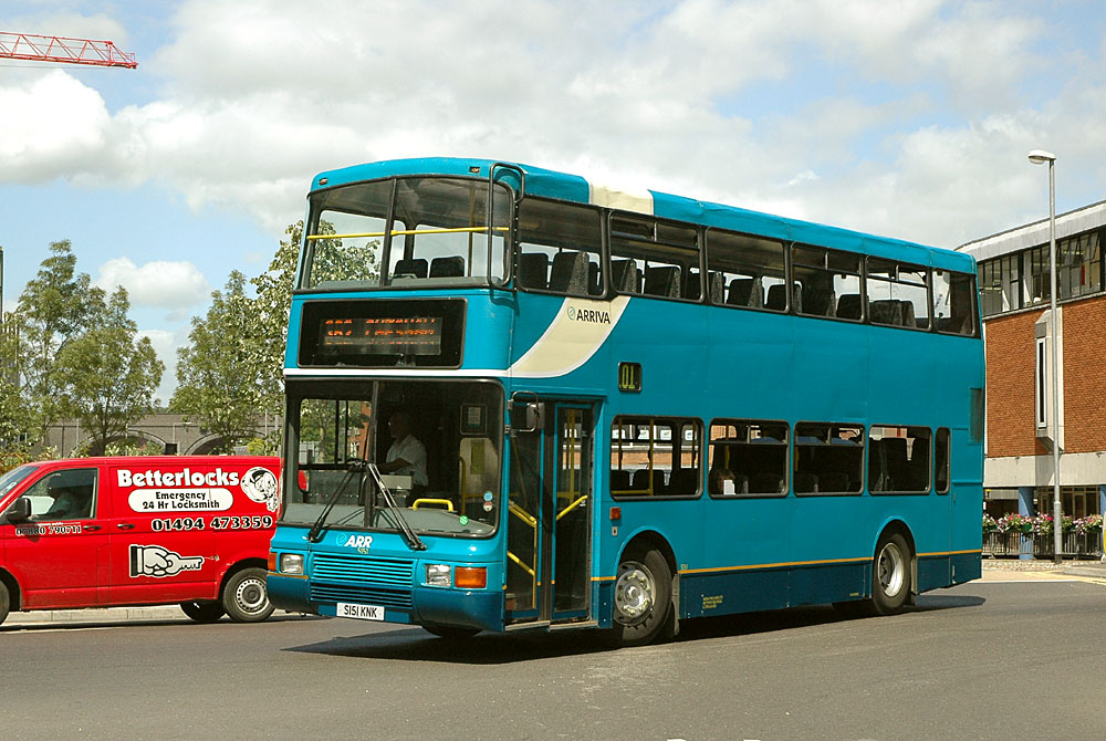Volvo Olyimpian Palatine II Thern-Counties-Palatine_High-Wycombe_250608_Mike-Bennett