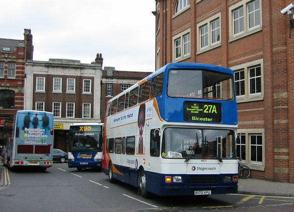 Oxford Amp Chiltern Bus Page Weekly News Update